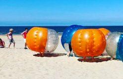 bubbelbal-op-het-strand